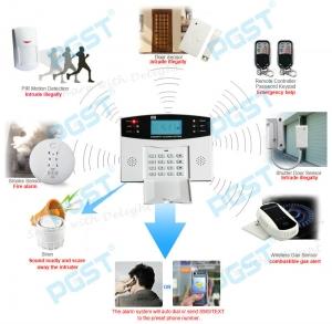 Autsis camaras de vigilancia alarmas kit cercos electricos - Alarmas para casa precios ...
